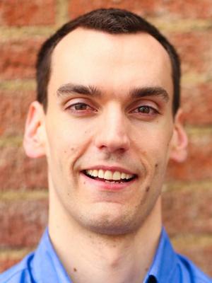 Instructor Dane Robertson