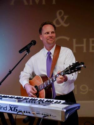 Instructor Jeff Poteat